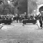 Porta San Paolo 6 luglio '60