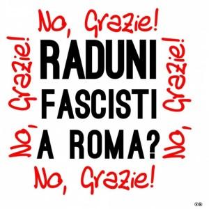 Roma è stata di nuovo liberata !